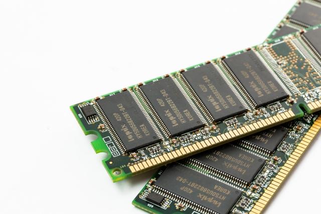 パソコンのメモリ増設